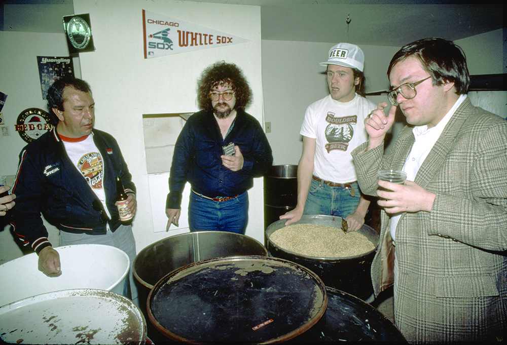 Boulder Beer Brewing 1983